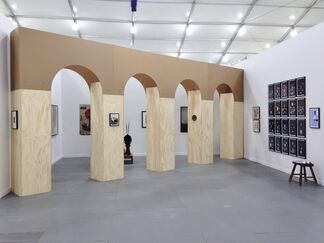 P.P.O.W at Frieze New York 2015, installation view