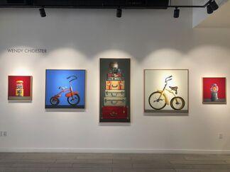 Wendy Chidester, installation view