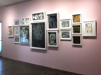 """DECONSTRUCTING GENDER"": New Works by AMERICA MARTIN - Laguna Beach, installation view"