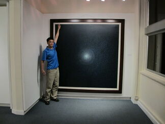 """""""Something Deeply Hidden."""" The Endless Cosmos, installation view"""