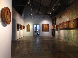 'SMELLS LIKE TEEN SPIRIT' (American History X - Volume II) By Ben Turnbull, installation view