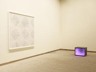 Anna Barriball, installation view