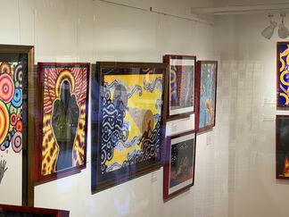 21st Century Gods, installation view