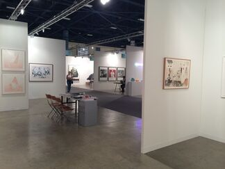 Crown Point Press at Art Basel in Miami Beach 2015, installation view