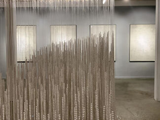 liaise (with works by Jirka Pfahl), installation view