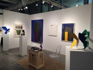 m+v ART at Art Aspen 2014, installation view
