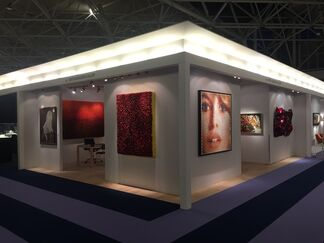 SmithDavidson Gallery at PAN Amsterdam 2015, installation view