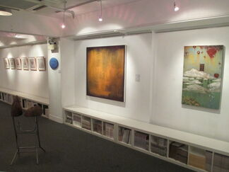 Summer show by Bovey Lee, Castaly Leung Ching-man, Tsang Chui-mei and Kong Yiu-wing, installation view
