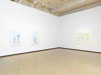 Laylah Ali: The Acephalous Series, installation view