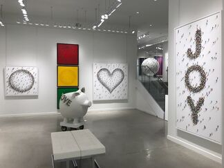 Jane Waterous, installation view
