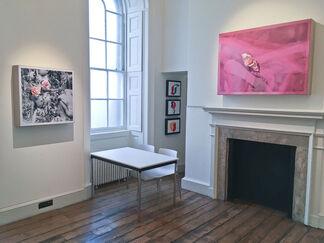 Sakhile&Me at 1-54 London 2020, installation view