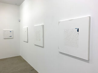 Judy Child: Inner Mappings, installation view
