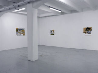 Guido Bagini: THE SECRET LIFE OF PLANTS, installation view