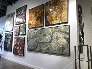 June Gallery Stroll, installation view