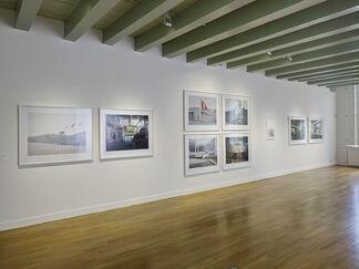 Eddo Hartmann - 'Setting the Stage', installation view