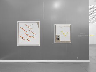 PSM at Frieze New York 2015, installation view