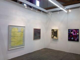 Maruani & Mercier at Art Brussels 2014, installation view