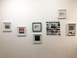 Giasco Bertoli 'THE QUEEN IS DEAD', installation view
