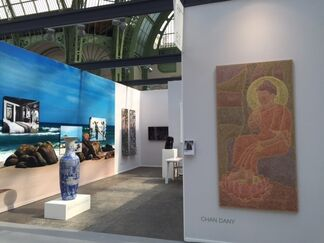 10 Chancery Lane Gallery at Art Paris 2015, installation view