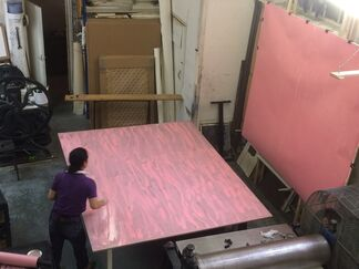 Paupers Press at IFPDA Fine Art Print Fair Online Fall 2020, installation view