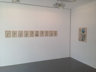 VinZ feel free PopUp Show, installation view