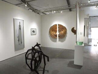 arthobler gallery at SCOPE Basel 2015, installation view