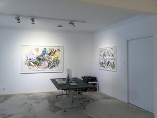 IGNACIO DE LUCCA - Natura Phenomena, installation view