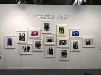 Alfstad& Contemporary at Art New York 2017, installation view