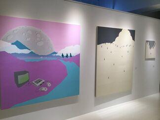 REIJINSHA GALLERY - Yusuke Sugita Solo Exhibition: inside, installation view