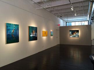 Eric Zener & Marc Harrold, installation view