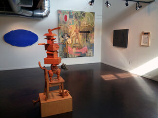 The Back Room II, installation view