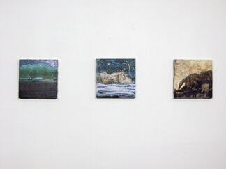 Mara Sola: Borderline, installation view