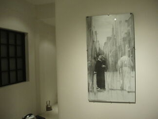 "vol.7 Tetsu Hasegawa ""Crossing"", installation view"