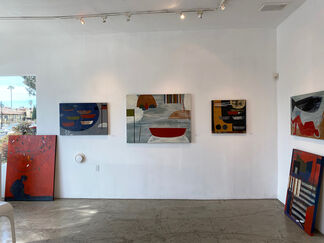 Introducing Martin Webb - Islands in the Stream, installation view