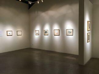 Francisco Toledo: Sobre Papel, installation view