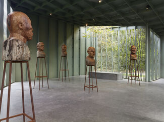 Kader Attia. Culture, Another Nature Repaired, installation view