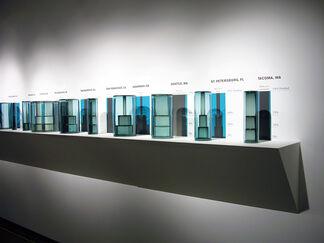 NORWOOD VIVIANO   Cities Underwater, installation view