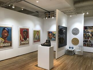 Axiom Contemporary at SCOPE New York 2017, installation view
