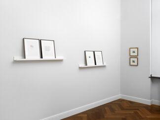 Hermann Hesse - Malerfreude, installation view