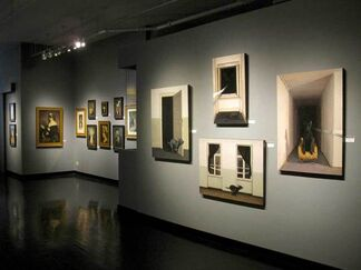 Contemporary European Painters, installation view