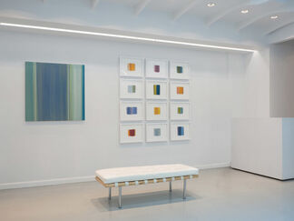 The New Paintings, installation view