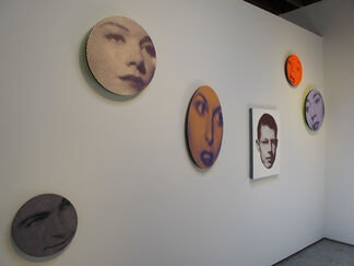 INAUGURAL SHOW #1, installation view
