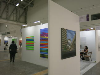MOVART at Investec Cape Town Art Fair 2019, installation view