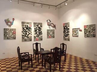 Life of Tết, installation view