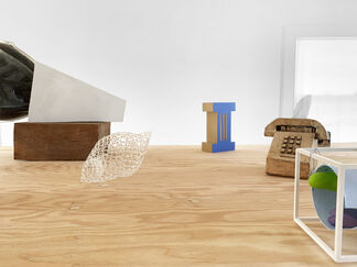 FOUR ROOMS 3, installation view