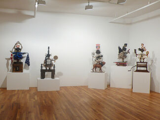 Vanessa German: Homewood, installation view