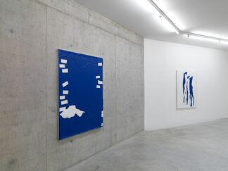 Dario Guccio: Hammer, Chewing Gum, Evasion, Destruction, installation view