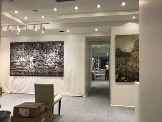 Jean-François Rauzier: Hyperphotos, installation view