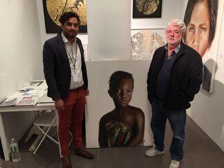 Art Unified Gallery at START Art Fair 2017, installation view