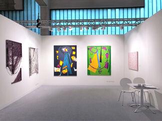 UNIX Gallery at VOLTA14, installation view